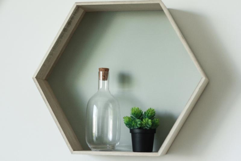 case-décoration-hexagone