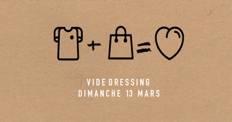vide dressing dimanche 13 mars nantes armelle. Black Bedroom Furniture Sets. Home Design Ideas