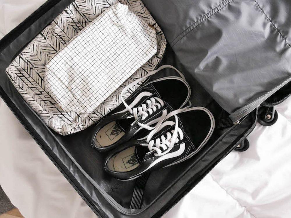 valises galerie lafayette