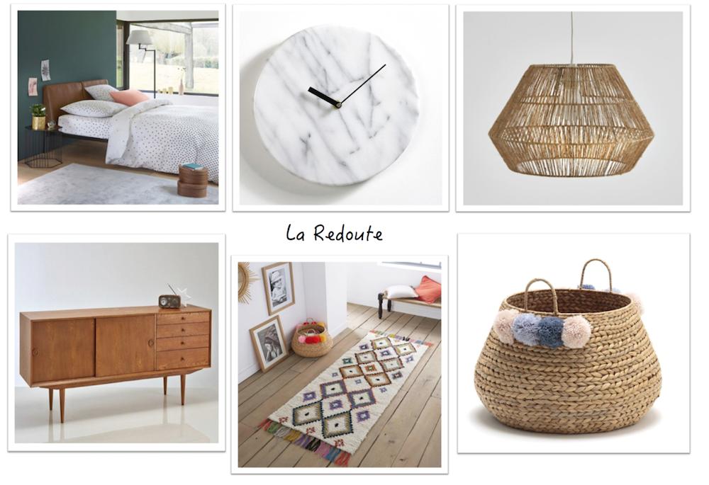 S lection shopping d co blog mode et d coration - La redoute decoration ...